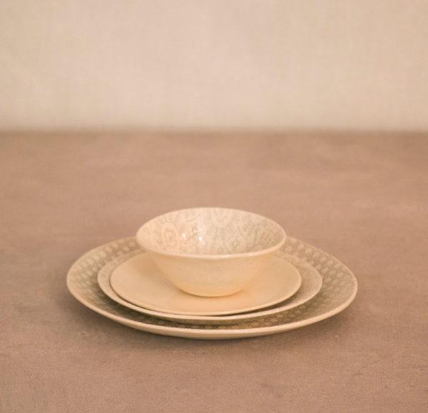 """Bowl acabado """"egg"""" / """"ring"""" Sudáfrica handmade"""
