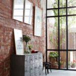 Combinación de materiales en la vivienda