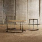 Mesas auxiliares: funcionalidad y versatilidad
