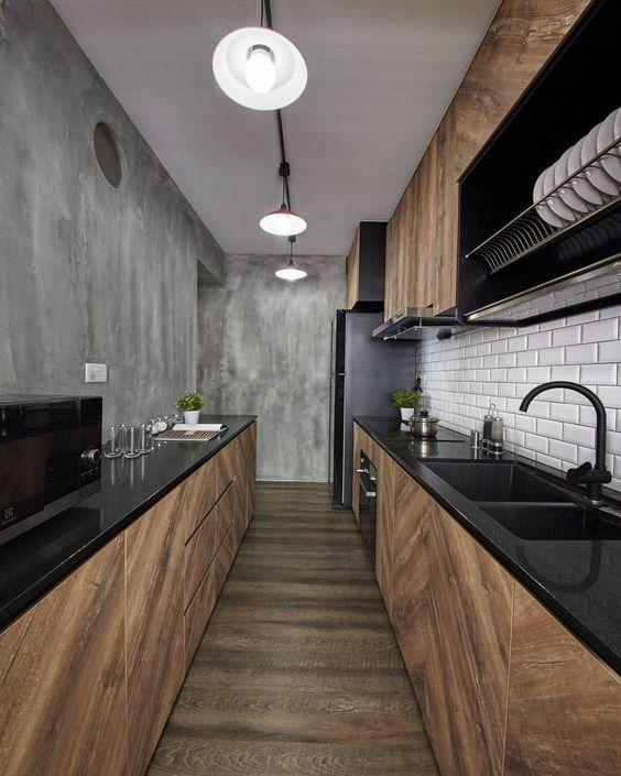 decoración cocinas industrial | Teresa Galán I Arquitectura ...