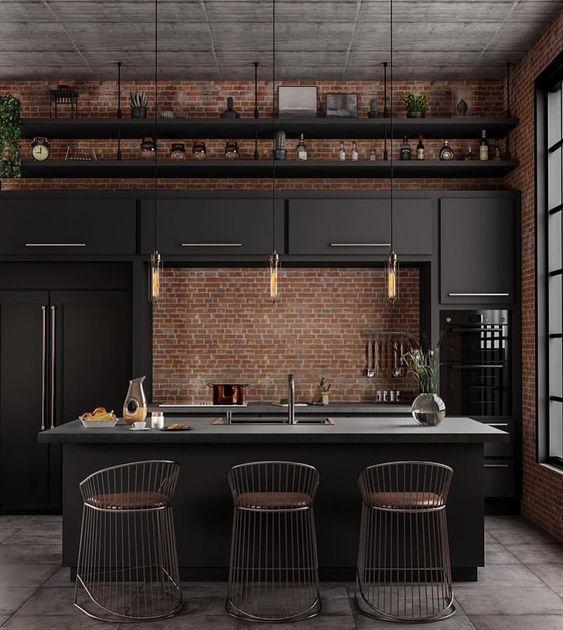 Cocinas de diseño industrial | Teresa Galán I Arquitectura y ...