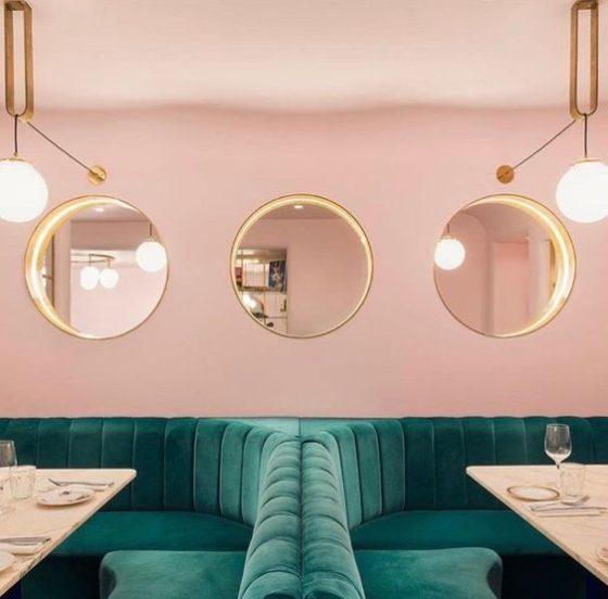 Como decorar utilizando rosa quartz