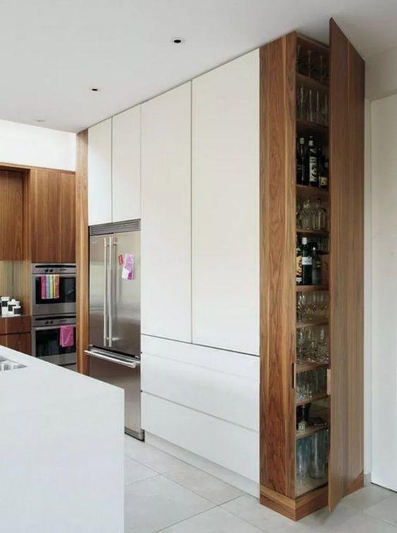 Reformar la cocina para aumentar el almacenamiento 1