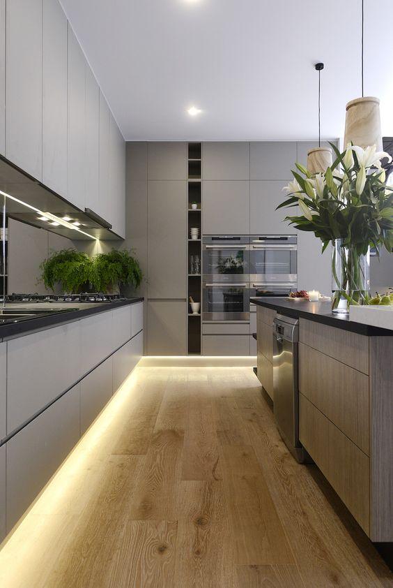 Ideas para reformar la cocina y aumentar el almacenamiento