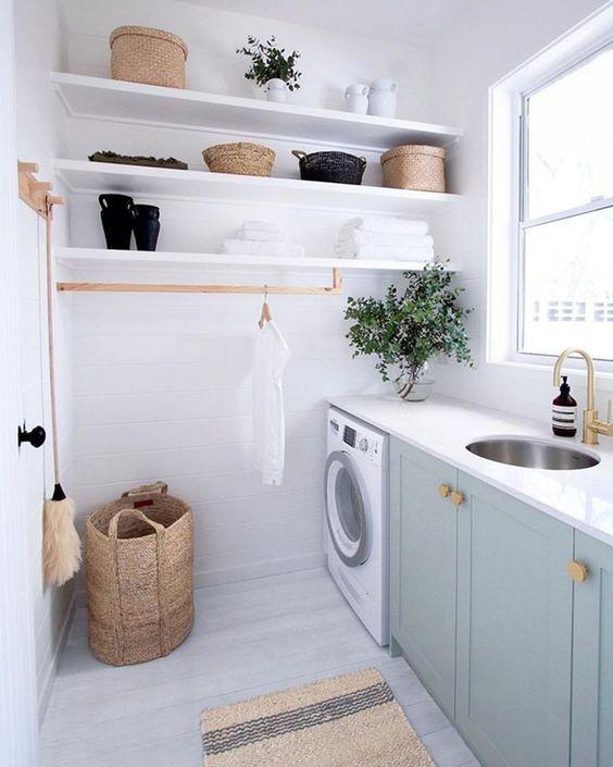 Cuarto de lavado ideal
