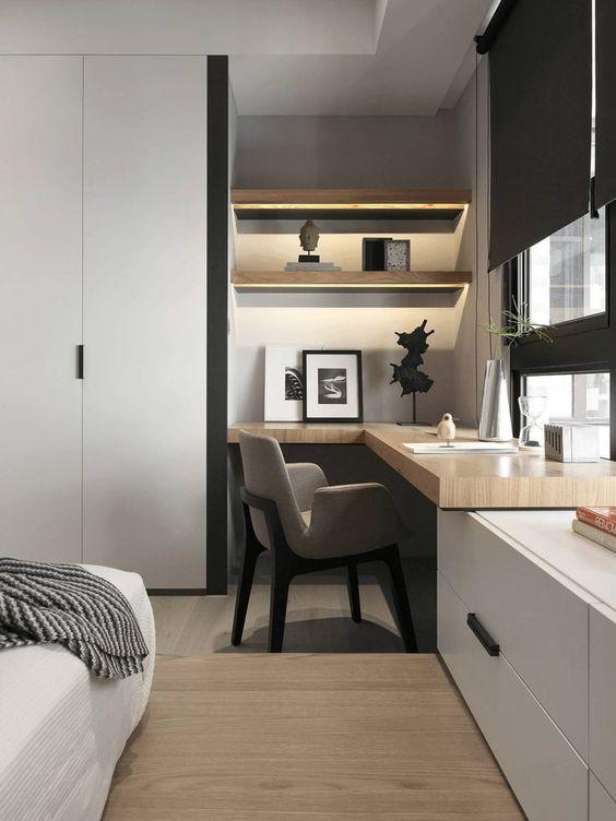 Home office: Organiza tu espacio para trabajar en casa