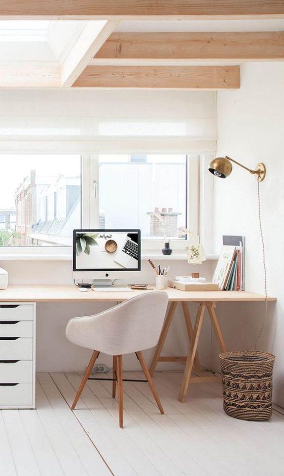 Consejos para crear un espacio de teletrabajo en casa