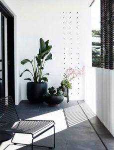 Decorar terrazas y balcones