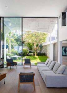Unir decoración interior y exterior