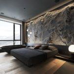 Las paredes como protagonistas de la estancia
